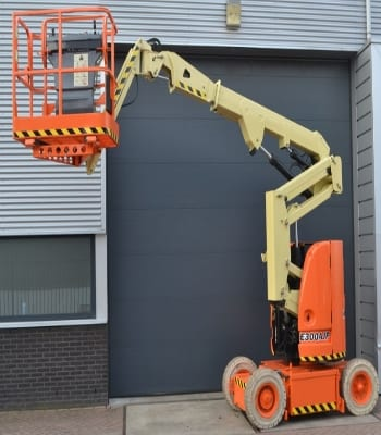 Cordless Articulated Lift