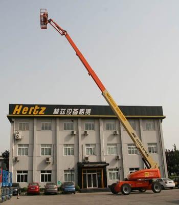 41 m Diesel Telescopic Lift