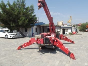 3 Ton Mini Crane