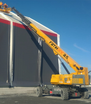 43 m Diesel Telescopic Lift