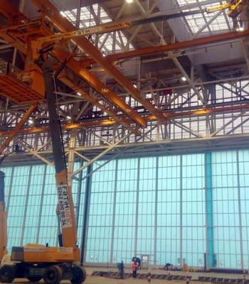 41,5 Metre Dizel Eklemli Platformlar